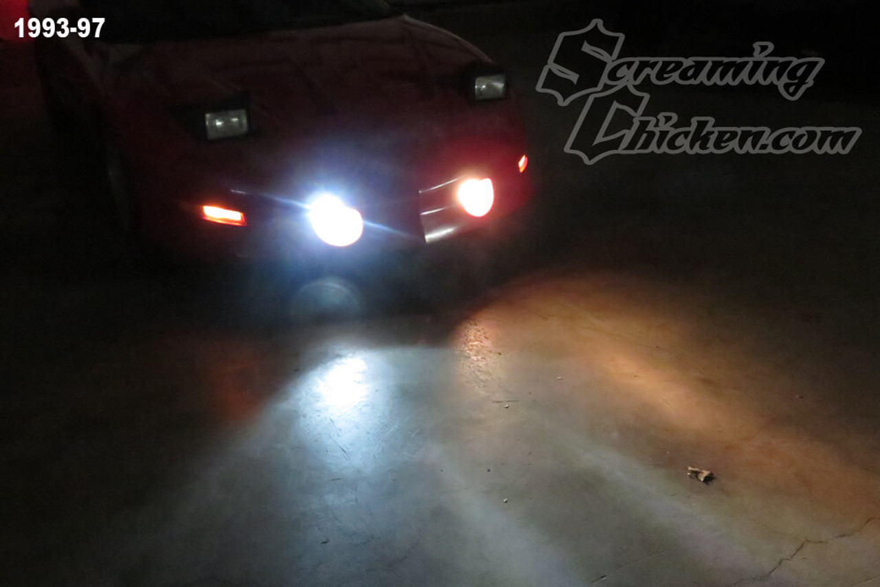 1993-2002 Trans Am LED Fog Light Bulbs