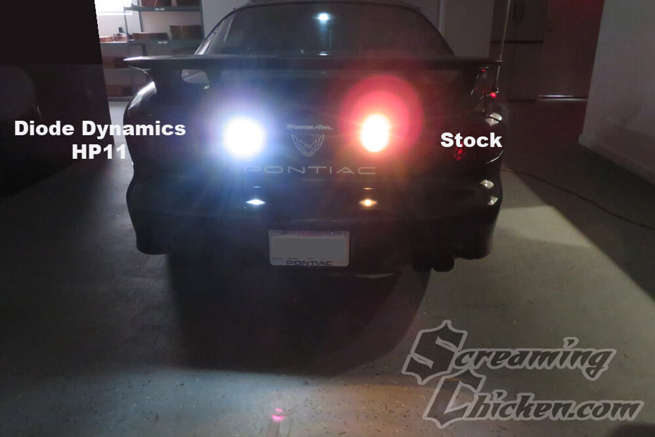 1993-2002 Camaro/Firebird LED Reverse Light Bulbs