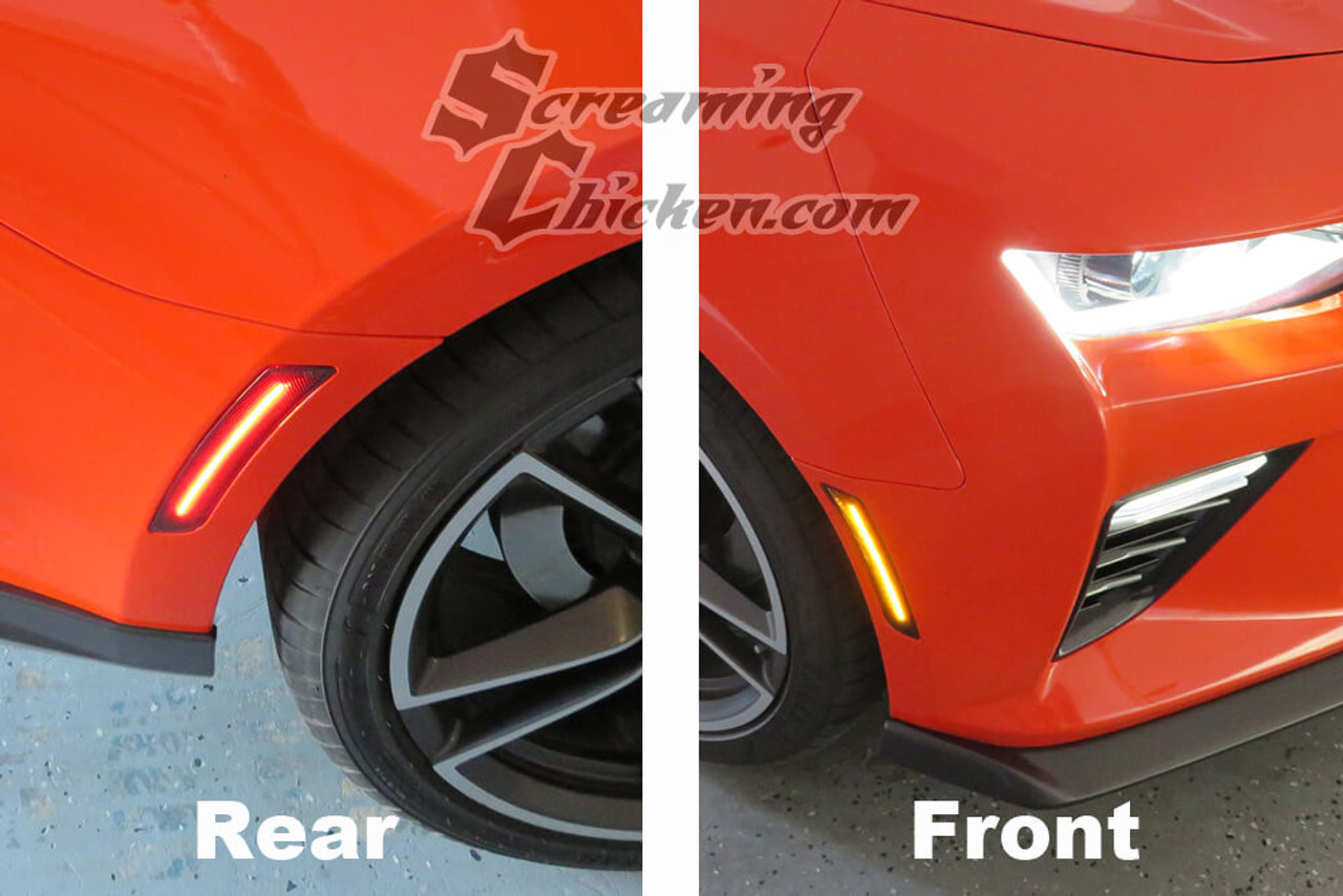 2016-19 Camaro Diode Dynamics LED Sidemarkers