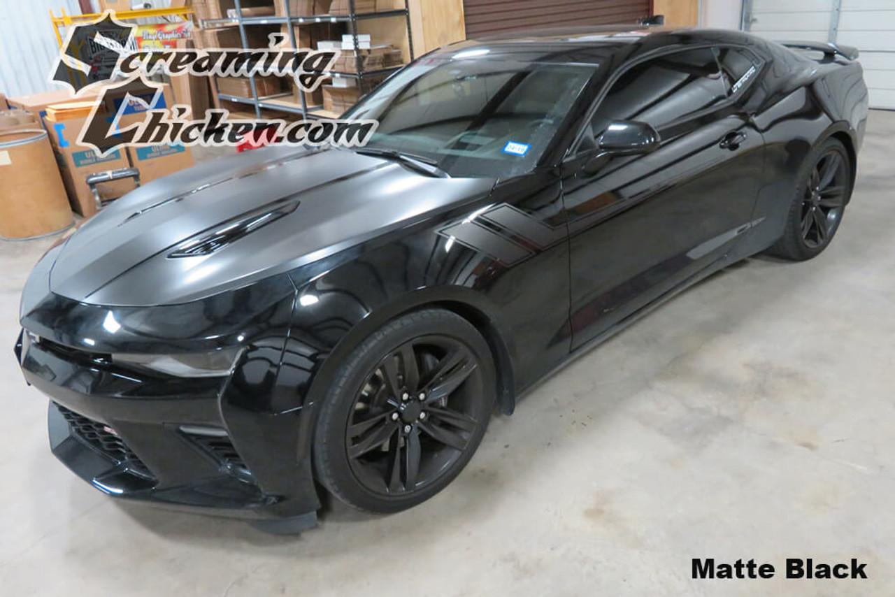 2016-19 Camaro Side Accent Stripes
