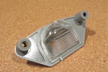 1979-81 Firebird License Plate Light Assembly