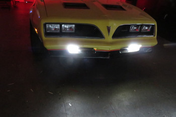 1970-81 Camaro/Firebird LED Switchback Turn Signal Bulbs