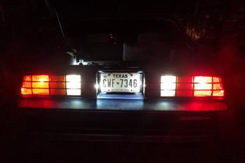 1982-92 Camaro/Firebird LED Reverse Light Bulbs