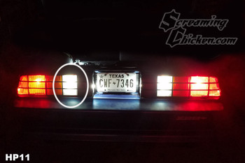 1982-1992 Camaro/Firebird LED Reverse Light Bulbs