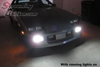 1982-92 Camaro LED Switchback Turn Signal Bulbs