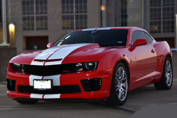 2010-13 Camaro Dual Full Length Stripes