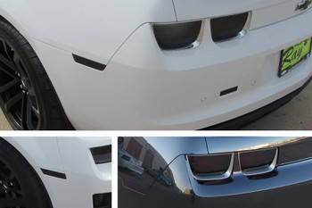 2010-13 Camaro Smoked Lens Combination Kit