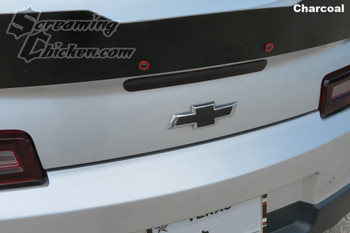 2014-15 Camaro Smoked 3rd Brake Light Overlay