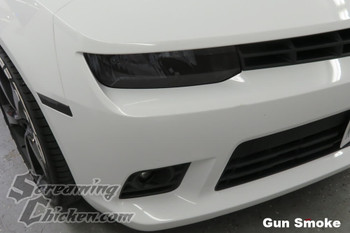 2014-15 Camaro Headlight Overlays