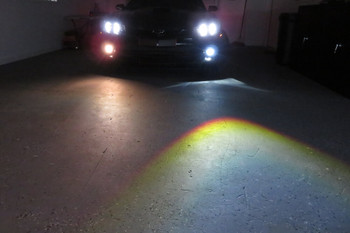 2014-15 Camaro Morimoto Fog Lights