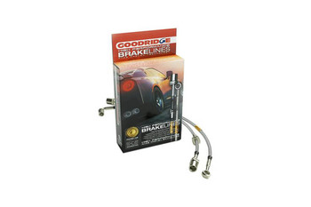 2010-15 Camaro Goodridge Stainless DOT Brake Line Kit