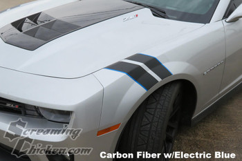 2010-15 Camaro Hash Mark Stripes