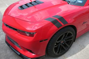 2010-15 Camaro Hash Mark Stripes