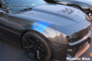 2010-15 Camaro Gen6 Hash Mark Stripes