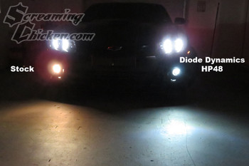 2012-15 Camaro ZL-1 LED Fog Light Bulbs