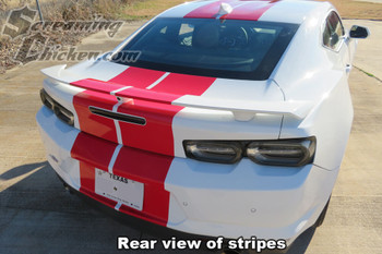 2019-20 Camaro Dual Full Length Stripes