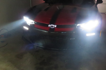 2016-18 Camaro HID bulbs for GM HID headlights