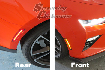 2016-20 Camaro Diode Dynamics LED Sidemarkers