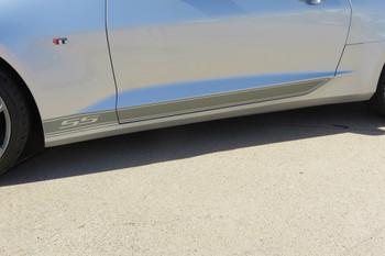 2016-21 Camaro Pinstripe Rocker Stripe