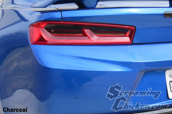 2016-18 Camaro Smoked Tail Light Inserts
