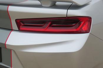 2016-18 Camaro Smoked Tail Light Inserts