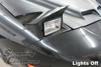 1993-97 Firebird Conversion Headlights