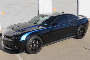 2014-15 Camaro Hockey Stripes