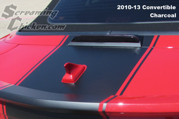 2010-13 Camaro Convertible 3rd Brake Light Overlay