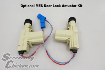 1967-69 Camaro/Firebird Door Lock Install Kit