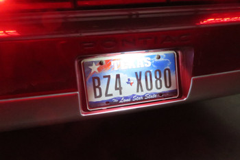 1982-92 Firebird LED License Plate Bulb