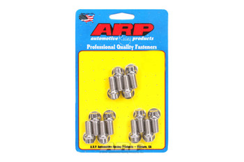 1967-92 Camaro/Firebird ARP Header Bolts for SBC (Stainless)