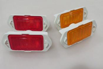 1969 Camaro Side Marker Lamp Assembly Set
