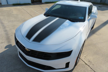 2019-21 Camaro Pinstripe Rally Stripes