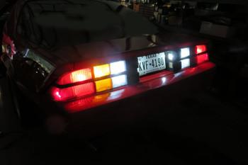 1982-1992 Camaro LED Tail Light Bulb Combo Kit