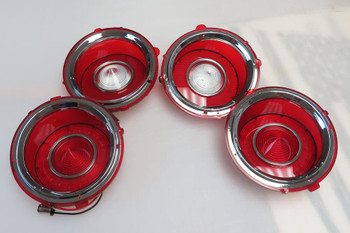 1970-73 Camaro LED Tail Light Set