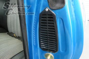 1968-69 Camaro/Firebird OEM Style Door Jam Vent, each