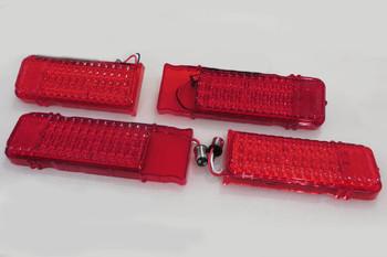 1968 Camaro RS LED Tail Light Panels