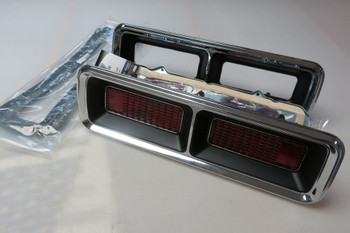 1968 Camaro RS LED Complete Tail Lights