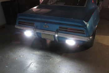 1967-1969 Camaro/Firebird LED Reverse Light Bulbs