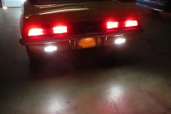 1969 Camaro LED Tail Light Bulb Combo Kit