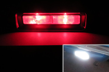 1967-68 Camaro LED Tail Light Bulb Combo Kit (RS)