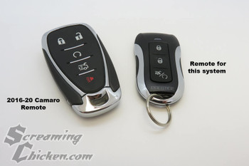 1982-92 Camaro/Firebird Keyless Entry Kit