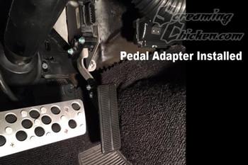 1967-69 Camaro/Firebird DBW Throttle Pedal Adapter