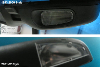 1993-2002 Camaro/Firebird LED Mirror Light Bulbs
