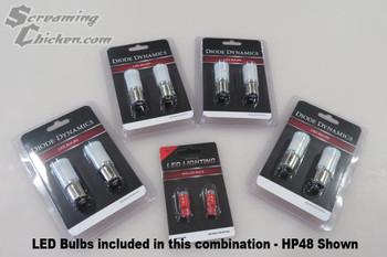 1982-1990 Firebird/Trans Am LED tail light Bulb Combo Kit
