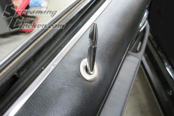 1967-81 Camaro/Firebird Bullet Door Lock Knobs