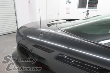1995-2002 Camaro/Firebird 8 in. Tall Shorty Antenna Mast