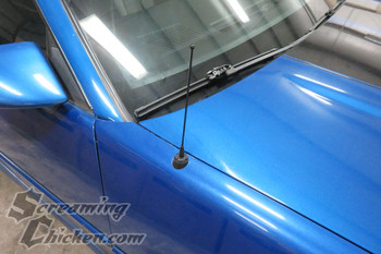 1982-92 Camaro/Firebird 8 in. Tall Shorty Antenna Mast