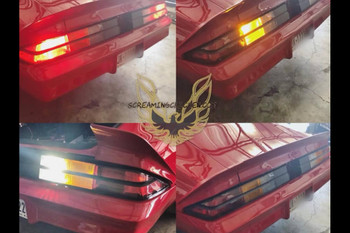 1978-1981 Camaro LED Tail Light Bulb Combo Kit