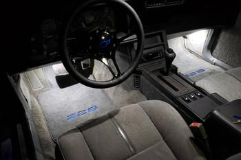 1982-1992 Camaro/Firebird LED Footwell Lighting Kit